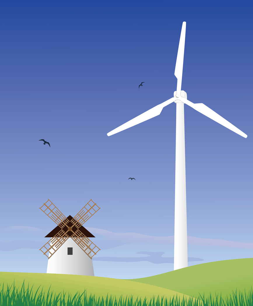 Articles About Wind Power & More
